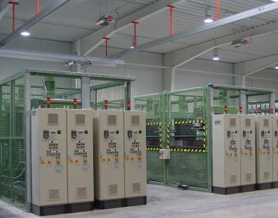 GZO-Fertigungslinien auch für Aluminiumräder