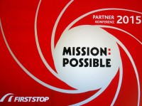 "Das Motto der diesjährigen Partnerkonferenz in Berlin: ""Mission: Possible"""
