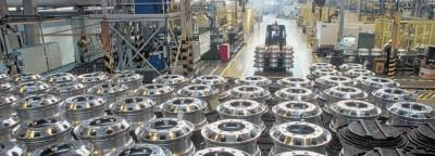 Die Kapazitäten des ungarischen Räderwerkes Székesfehérvár werden aktuell verdoppelt