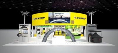 SRI präsentiert dem chinesischen Publikum Dunlops globale Vision