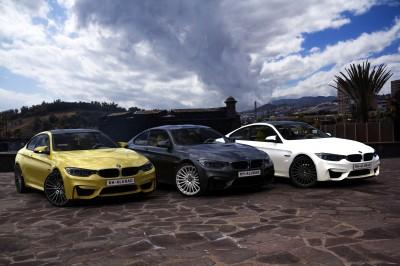 Besonders schöne Autos wie hier von BMW sollten schon besonders schöne Räder haben