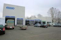 Reifen Schröder betreibt zwei Standorte, einen in Neuss (Foto) und einen in Dormagen und setzt damit jährlich rund zwei Millionen Euro um