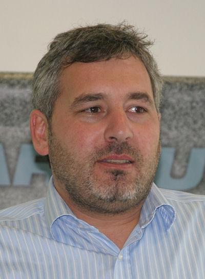 Thomas Salzinger ist Teamleiter Reifen/Fahrversuch beim TÜV Süd