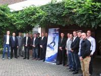 Die erfolgreichen Teilnehmer des aktuellen BRV-Reifenfachverkäuferlehrgangs Außendienst
