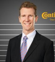 Constantin Batsch, Geschäftsbereichsleiter Lkw-Reifen-Ersatzgeschäft EMEA bei Continental
