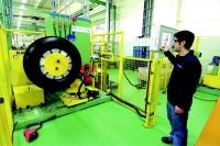 In der Goodyear-Dunlop-Werkserneuerung in Wittlich wurden im vergangenen Jahr gut 100.000 Lkw-Reifen runderneuert, in diesem Jahr sollen dies sogar noch einmal rund zehn Prozent mehr werden