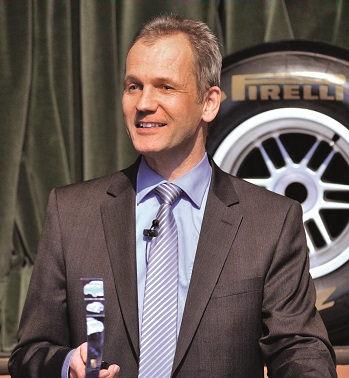 """""""Die Zufriedenheit der Kunden mit der Erstbereifung spielt eine große Rolle für die Ersatzbeschaffung"""", sagt Michael Wendt, Geschäftsführer Technische Ressorts bei der Pirelli Deutschland GmbH"""