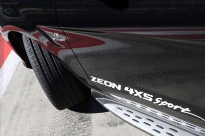 Der High-Performance-SUV-Reifen Zeon 4XS Sport schafft beim Nassgriff das begehrte A-Label