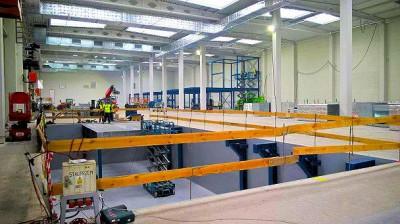 Die Bauarbeiten für das neue Uniwheels-Werk im polnischen Stalowa Wola verlaufen dem Unternehmen zufolge genau nach Plan