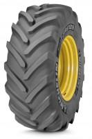 Der CerexBib IF 1000/55 R 32 CFO ist der größte Erntereifen von Michelin mit UltraFlex-Technologie und ergänzt die bestehende Modellreihe