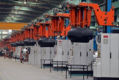 Beim Equipment hat sich BKT bei den Besten des Weltmarktes eingedeckt