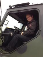 Reiner Ketel hat mittlerweile über 40 Jahre Reifenerfahrung