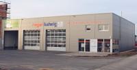 Auch in Dornstadt bei Ulm eröffnete das Familienunternehmen Ende November eine Filiale, die das Lkw-Netz der Augsburger noch engmaschiger knüpfen soll