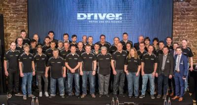Die Teilnehmer der Driver-Jahrestagung absolvierten ein informatives Programm