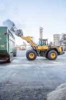 Futtermittelverladung stellt hohe Anforderungen an BKT-Reifen