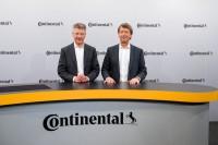 Die Continental hat ihre Jahresziele sicher erreicht oder teilweise deutlich übertroffen, berichten Vorstandsvorsitzender Dr. Elmar Degenhart und Finanzvorstand Wolfgang Schäfer, insbesondere dem Reifenhersteller Continental geht es mit einer EBIT-Marge von 20 Prozent blendend