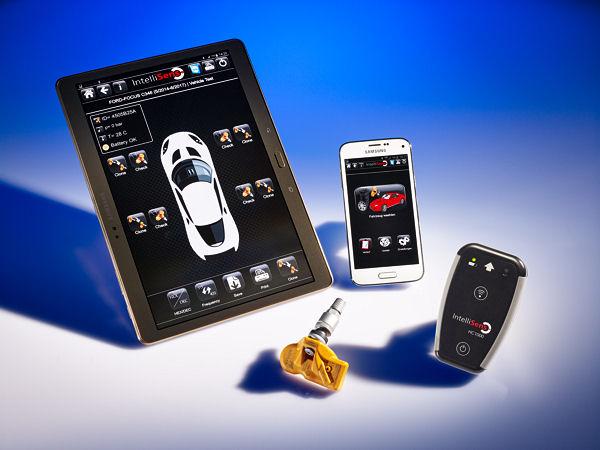 Die Software für mobile Endgeräte soll Werkstätten, Reifenhändlern und Distributoren eine deutliche Erleichterung beim RDKS-Service bringen