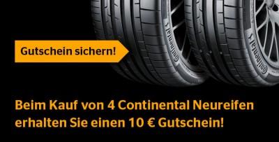 Gutschein beim Reifen-Händler-Online-Shop von Großhändler Göggel