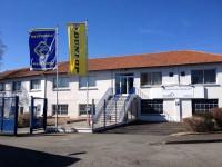 Neben Wittlich in Deutschland und (noch) Wolverhampton in Großbritannien betreibt Goodyear Dunlop auch eine Runderneuerung im französischen Riom