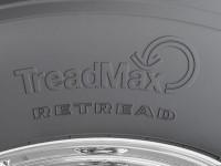 Für Goodyear- und Dunlop-TreadMax-Heißrunderneuerte kommen Materialien und Profile wie beim Neureifen zu Einsatz – entsprechend sind auch die Leistungsdaten, so der Hersteller