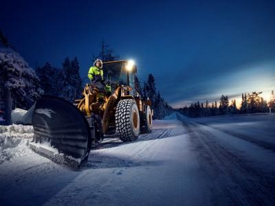 In Nordlappland sechs Monate lang zwölf Stunden täglich im Einsatz