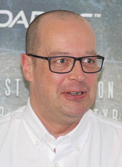 Lothar Brohm ist Werksmanager des Pirelli-Standortes Breuberg im Odenwald