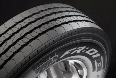 Zu den Erstausrüstungsreifen, mit denen MAN Truck & Bus seine Lkw ausstattet, gehört seit Jahresbeginn auch Pirellis FR:01 II