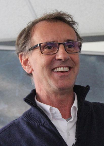 """""""Die Mischung allein ist nicht alles"""", so Piero Misani, Chief Operating Officer sowie Forschungs- und Entwicklungsdirektor von Pirellis Geschäftsbereich Motorrad – auch das Profildesign spiele in Sachen Haftung eine wichtige Rolle"""