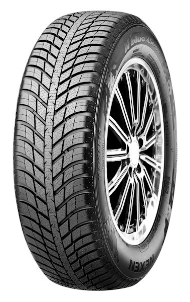 Nexen Tire führt seinen neuen HP-Ganzjahresreifen N'Blue 4Season zum Beginn des kommenden Jahres in zunächst 38 Dimensionen ein