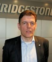 Yves Kerstens, COO Bridgestone EMEA, sieht eine glänzende Zukunft für First Stop