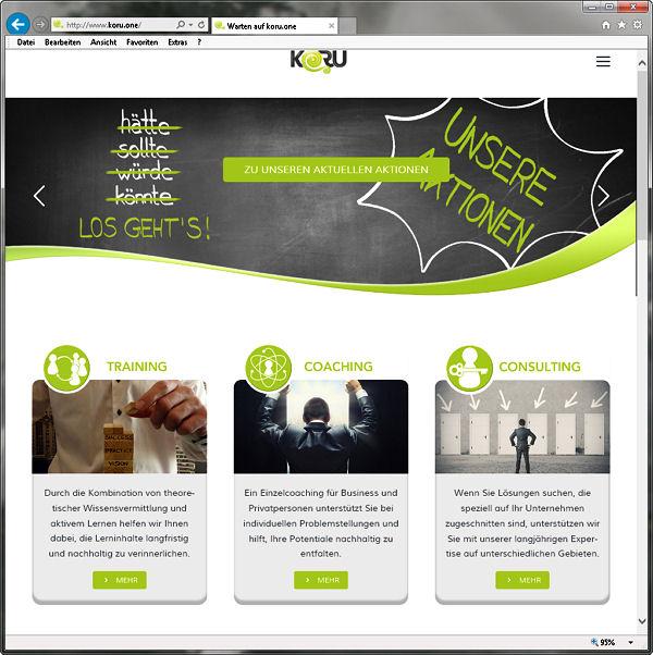 Mehr über Koru Training, Coaching & Consulting lässt sich unter www.koru.one in Erfahrung, auch erste Trainingstermine rund ums Thema Servicequalität werden dort gelistet