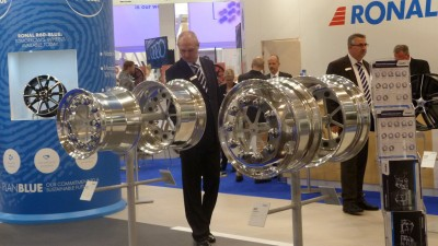 Der größte Aluräderhersteller Europas hat sich der Nachhaltigkeit verschrieben