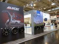 Eigene Markenwelten auf dem Uniwheels-Messestand