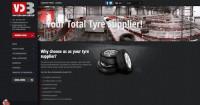 Die neue Internetseite des Großhändlers ist jetzt live unter Vandenban.nl