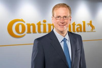 Klaus Kreipe von Continental