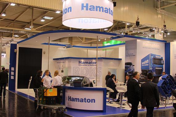 """Seine Messepräsenz unlängst bei der """"Reifen"""" in Essen verbucht das Unternehmen als """"riesigen Erfolg"""" – das soll bei der Automechanika demnächst in Frankfurt nicht anders werden"""