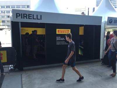 """Pirelli will """"Natur schützen, Zukunft gestalten, Mobilität garantieren"""" und gab zum BMW-Jubiläum am vergangenen Wochenende entsprechende Einblicke in das Unternehmen und dessen Produkte"""