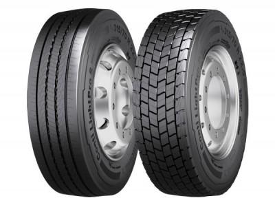 An allen Achsen eingesetzt, reduzieren die Conti-LightPro-Reifen das Gesamtgewicht eines Tankzugs im Flüssigkeitstransport um rund 80 Kilogramm und bieten einen Nutzlastvorteil von durchschnittlich bis zu 900 Euro im Jahr