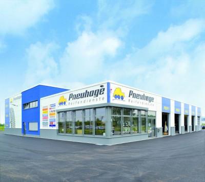 Die Pneuhage Reifendienste, also die Pneuhage-eigenen Betriebe, sind offiziell nicht Teil des neuen Joint Ventures zwischen dem Karlsruher Handelsunternehmen und dem Bridgestone-Konzern