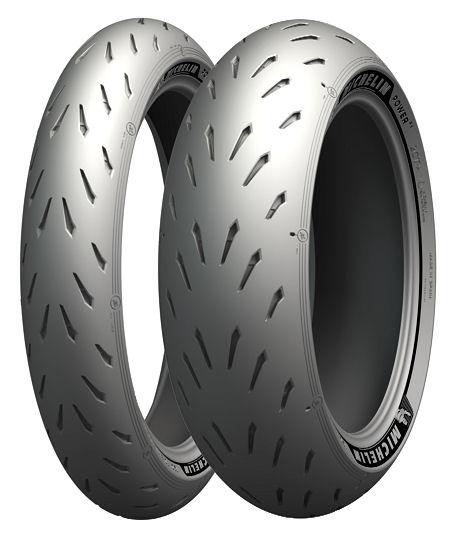 "Michelins neuer ""Power RS"" soll Anfang Januar 2017 in insgesamt 13 Dimensionen in den Handel kommen"