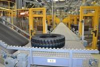In diesem Jahr wird Continental erstmals mehr als eine Million Lkw-Reifen im umgebauten und erweiterten Werk im tschechischen Otrokovice produzieren