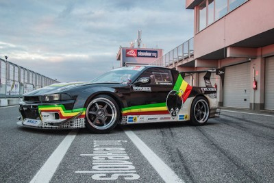 Das neue Design DB8/GT von Borbet ist für Supersportler gemacht