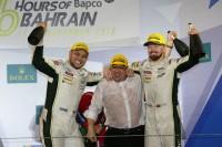 Dunlop unterstützte Aston Martin Racing als Technischer Partner, so konnten beiden in der WEC-Saison 2016 fünf Klassensiege und neun Podiumsplätze feiern