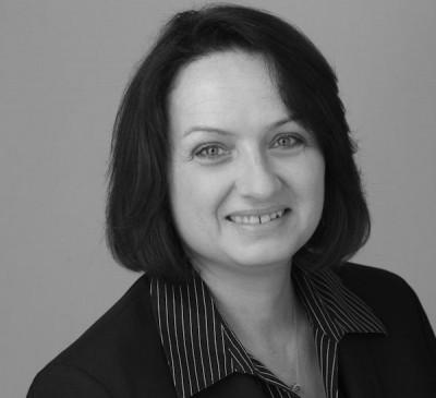 Dr. Andrea Appel ist Geschäftsführerin