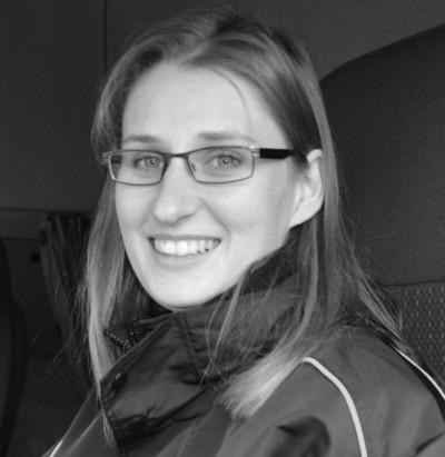 Lisa Küpper ist Lkw-Testfahrerin bei Continental