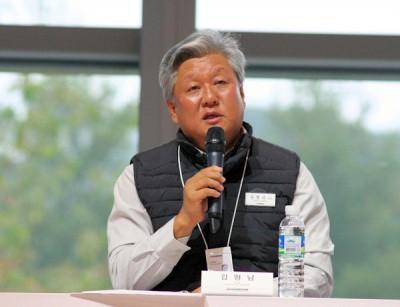 Hyung-Nam Kim, Executive Vice President und als Chief Technical Officer für die globale F&E-Infrastruktur von Hankook Tire verantwortlich, sieht in der Eröffnung des neuen Technodomes in Südkorea auch eine Stärkung des Europe Technical Centers in Hannover