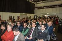 Gerade der Österreichische Reifentag des Verbands der Reifenspezialisten Österreichs (VRÖ) gehört mittlerweile zum festen Rahmenprogramm der AutoZum