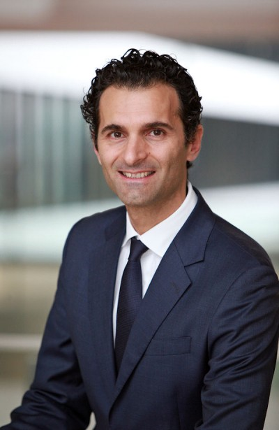 Daniele Pontarollo wird ab 1. März den Bereich von Thomas Henne übernehmen.