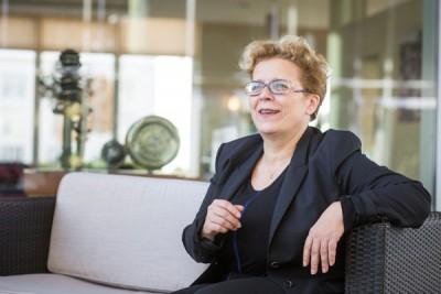 Vice President Human Resources Evelyne Zaffino