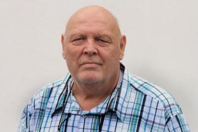 Obermeister Horst Kornetka